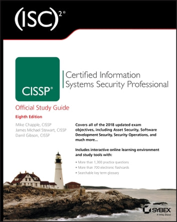 (ISC)2 CISSP Certified Information Systems Security Professional Official Study Guide ebook by Mike Chapple,James Michael Stewart,Darril Gibson