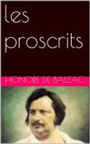 les proscrits ebook by Honore de Balzac