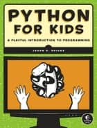 Python for Kids ebook by Jason Briggs