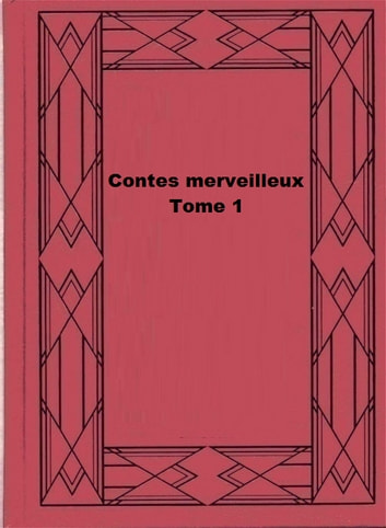 Contes merveilleux - Tome 1 ebook by Hans Christian Andersen