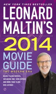 Leonard Maltin's 2014 Movie Guide ebook by Leonard Maltin