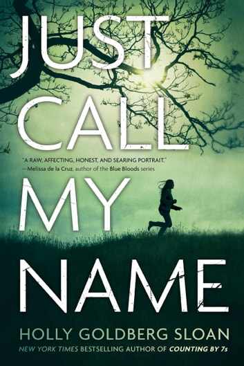 Just Call My Name ebook by Holly Goldberg Sloan