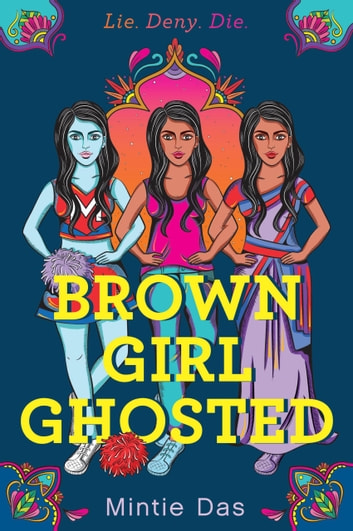 Brown Girl Ghosted ebook by Mintie Das