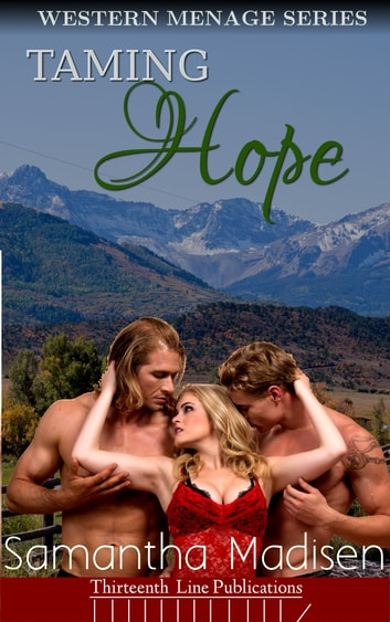Taming Hope ebook by Samantha Madisen