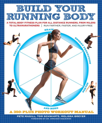 Build Your Running Body - A Total-Body Fitness Plan for All Distance Runners, from Milers to Ultramarathoners—Run Farther, Faster, and Injury-Free ebook by Pete Magill,Thomas Schwartz,Melissa Breyer