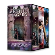 Michelle Sagara Chronicles of Elantra Vol 2 - Cast in Secret\Cast in Fury\Cast in Silence ebook by Michelle Sagara