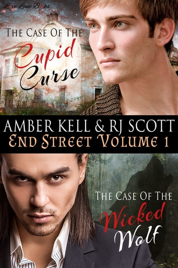 End Street Detective Agency Volume 1 ebook by Amber Kell,RJ Scott