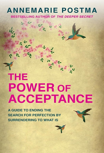 The Power of Acceptance - End the Eternal search for happiness by accepting what is ebook by Annemarie Postma