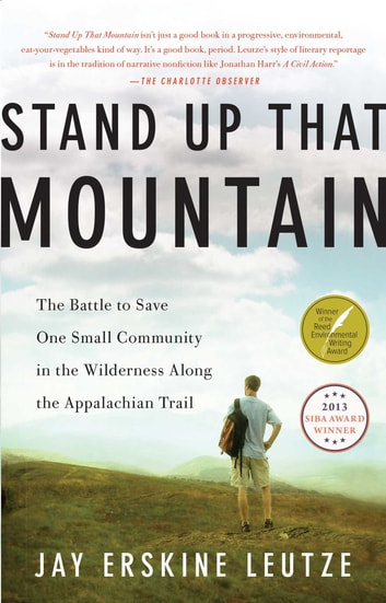 Stand Up That Mountain - The Battle to Save One Small Community in the Wilderness Along the Appalachian Trail ebook by Jay Erskine Leutze