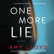One More Lie audiobook by Amy Lloyd