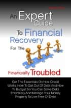 An Expert Guide To Financial Recovery For The Financially Troubled ebook by Edwina G. Ruiz