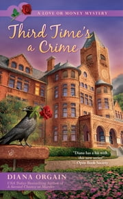 Third Time's a Crime ebook by Diana Orgain