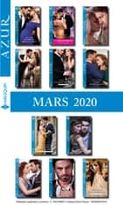 Pack mensuel Azur : 11 romans + 1 gratuit (Mars 2020) ebook by Collectif