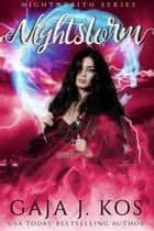 Nightstorm - Nightwraith, #3 ebook by Gaja J. Kos