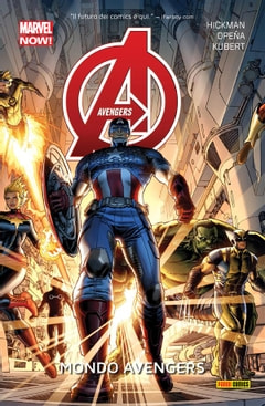 Avengers 1 (Marvel Collection)