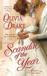 Scandal of the Year ebook by Olivia Drake