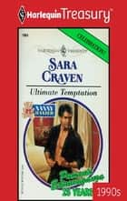 Ultimate Temptation ebook by Sara Craven