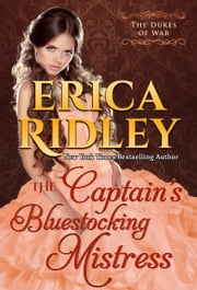 The Captain's Bluestocking Mistress ebook by Erica Ridley