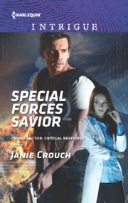 Special Forces Savior ebook by Janie Crouch