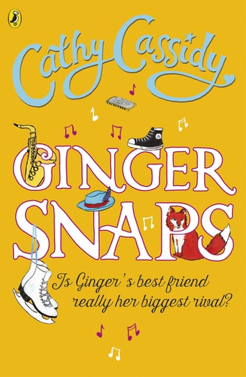 GingerSnaps ebook by Cathy Cassidy