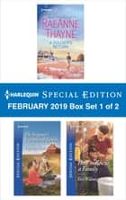 Harlequin Special Edition February 2019 - Box Set 1 of 2 - An Anthology ebooks by RaeAnne Thayne, Carrie Nichols, Teri Wilson