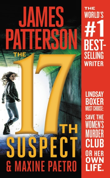 The 17th Suspect ebook by James Patterson,Maxine Paetro
