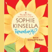 Remember Me? audiobook by Sophie Kinsella