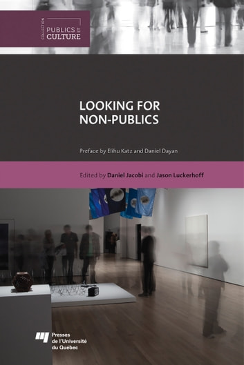 Looking For Non-publics ebook by Daniel Jacobi,Elihu Katz