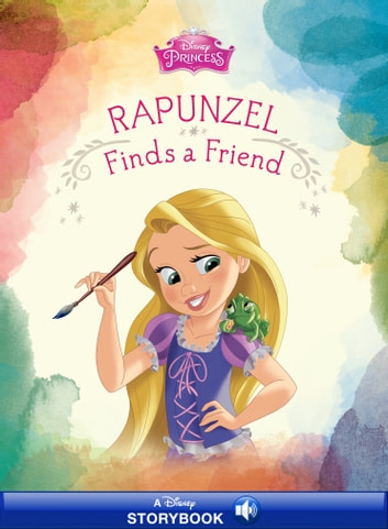 Rapunzel Finds a Friend ebook by Disney Book Group