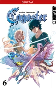 Cagaster 06 ebook by Kachou Hashimoto
