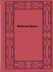 National Epics ebook by Kate Milner Rabb
