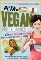 PETA's Vegan College Cookbook ebook by PETA
