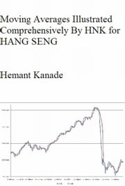 Moving Averages Illustrated Comprehensively By HNK for Hang Seng ebook by Hemant Kanade