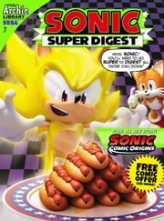 Sonic Super Digest #7 ebook by Sonic Scribes