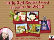 Little Red Riding Hood around the World with Fairy Linny - Classic Fairy Tales to grow up with ebook by Mariagrazia Bertarini,Valentina Falanga