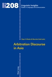 Arbitration Discourse in Asia ebook by