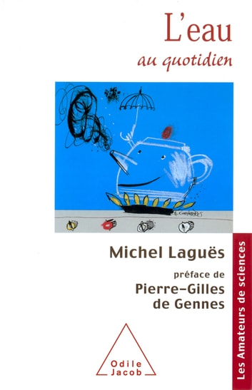 L' Eau au quotidien ebook by Michel Laguës