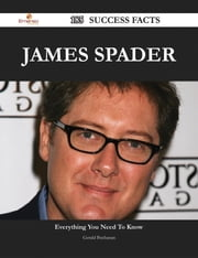 James Spader 185 Success Facts - Everything you need to know about James Spader ebook by Gerald Buchanan