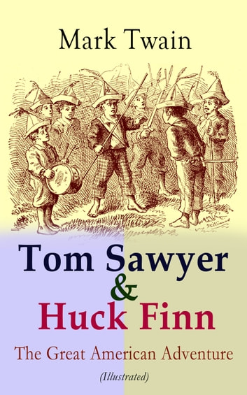 an analysis of the foil between huckleberry finn and tom sawyer in the novel the adventures of huckl