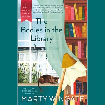 The Bodies in the Library audiobook by Marty Wingate
