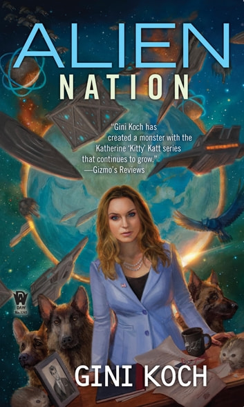 Alien Nation ebook by Gini Koch
