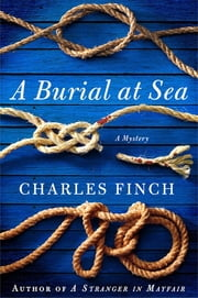A Burial at Sea ebook by Charles Finch