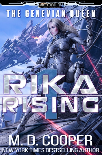 Rika Rising ebook by M. D. Cooper