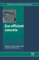 Eco-Efficient Concrete ebook by