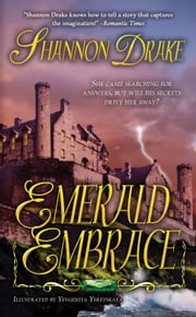 Emerald Embrace ebook by Shannon Drake,Yevgeniya Yeretskaya