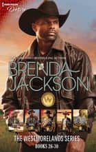 The Westmorelands Series Books 26-30 - 5 Book Box Set ebook by Brenda Jackson