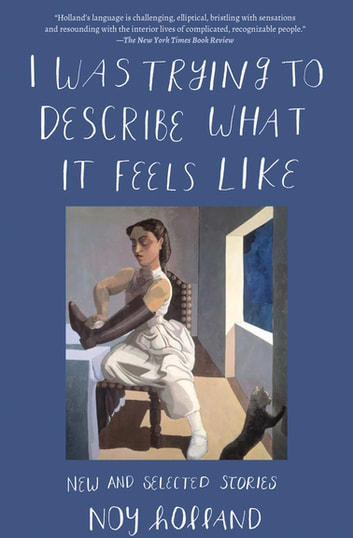 I Was Trying to Describe What it Feels Like - New and Selected Stories ebook by Noy Holland