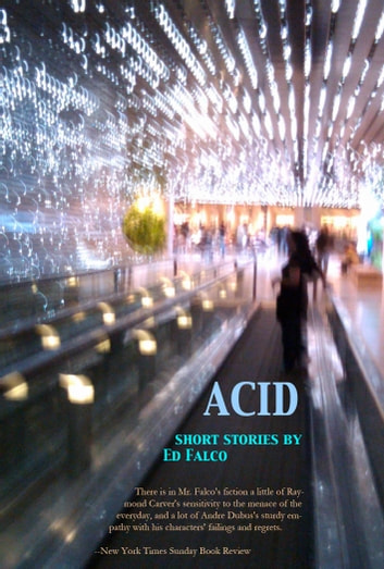 Acid ebook by Ed Falco