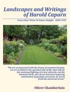 Landscapes and Writings of Harold Caparn ebook by Oliver Chamberlain