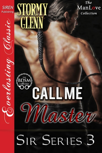 Call Me Master ebook by Stormy Glenn